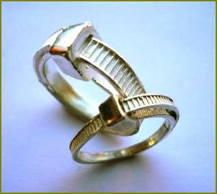 The Unconventional Wedding Rings Elfster Blog