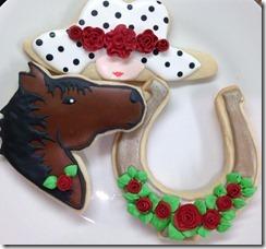 Derby cookies