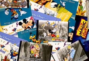 Disney memories