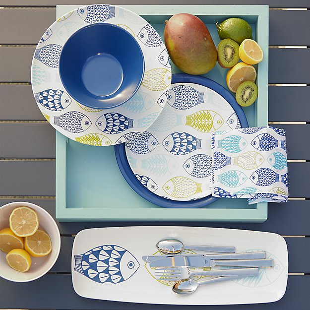 fish-melamine-serving-platter