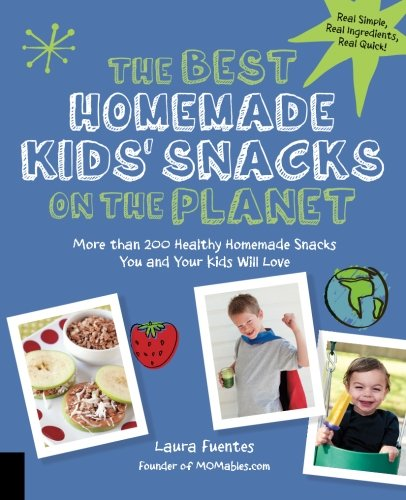 Kid Snacks Recipe Book