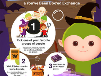 How to create a You've Been Boo'ed Event Infographic