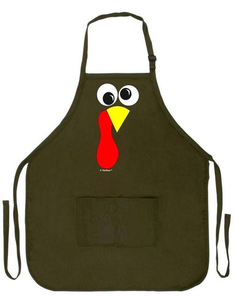 turkey apron