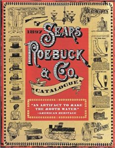 sears roebuck catalog