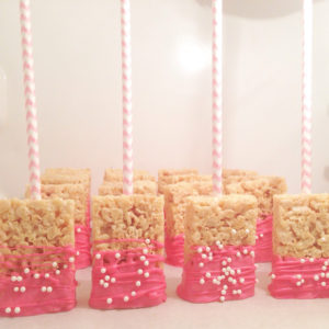 handmade marshmallow treats
