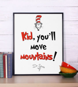 move mountains sign