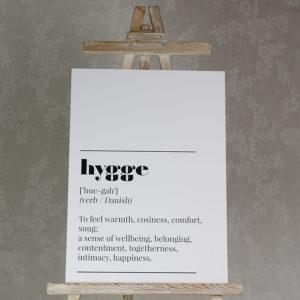 hygge kit poster