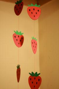 strawberry strand