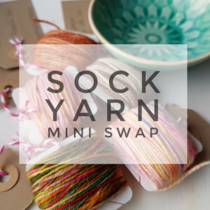 sock yarn swap