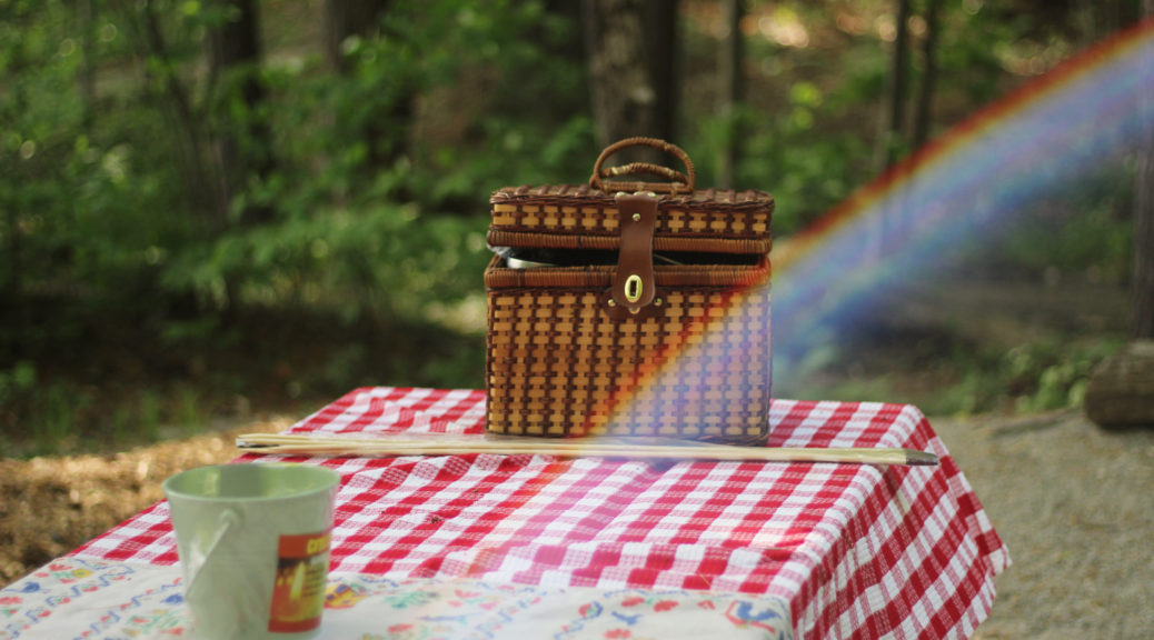 a summer picnic gift