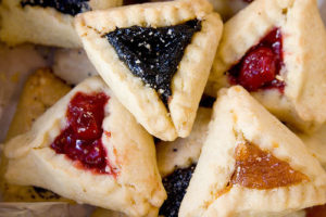 hamentashen purim pastries