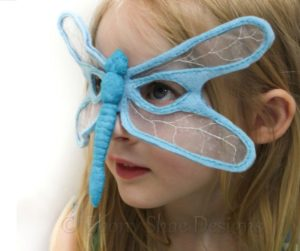 Purim mask for kids