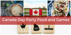 canadian themed party game ideas
