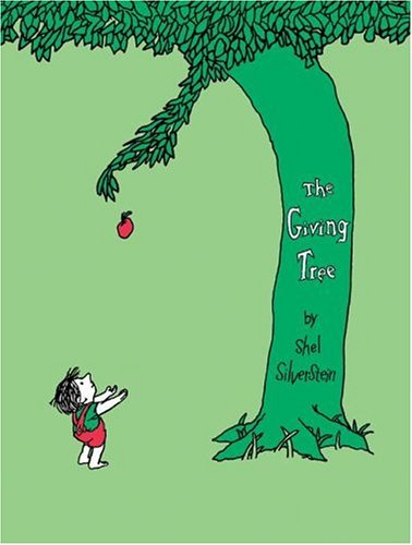 the giving tree generosity lesson