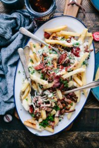 canadian poutine for parties