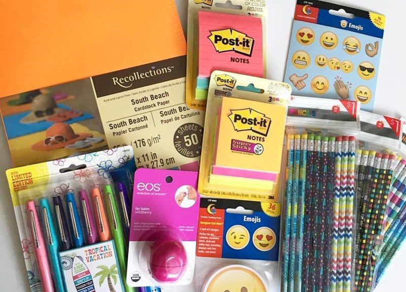 teacher survival kit for end of year