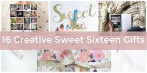 16 Sweet Sixteen Gift Ideas