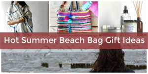 Beach-themed gift basket ideas | The Elfster Blog