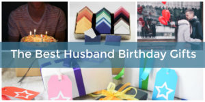 best DIY gifts for a husbands birthday