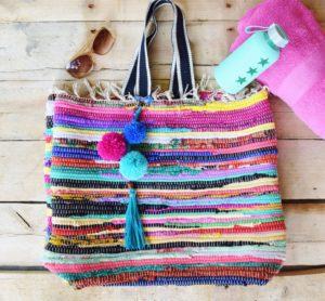 Boho Beach Gift Bag