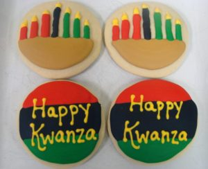 kwanzaa cookies to make as gifts