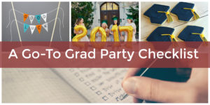 graduation party planning