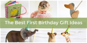 unique gifts for baby's first birthday