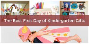The Best First Day of Kindergarten Gifts | Elfster Blog
