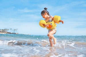 beach themed summer birthday parties for toddlers