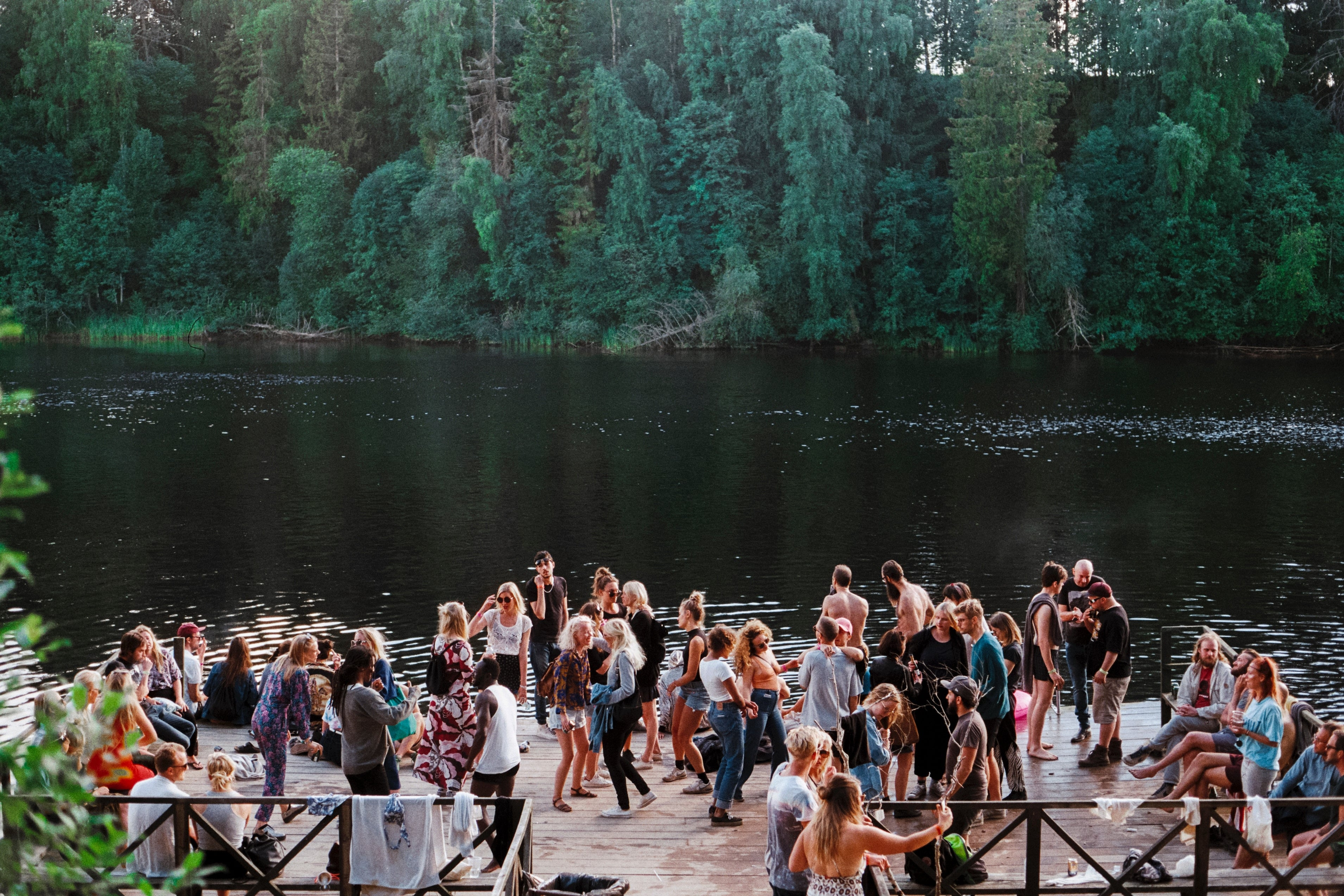 A Summer Day At The Lake To Inspire Office Image Courtesy Unsplash User Jens Johnson