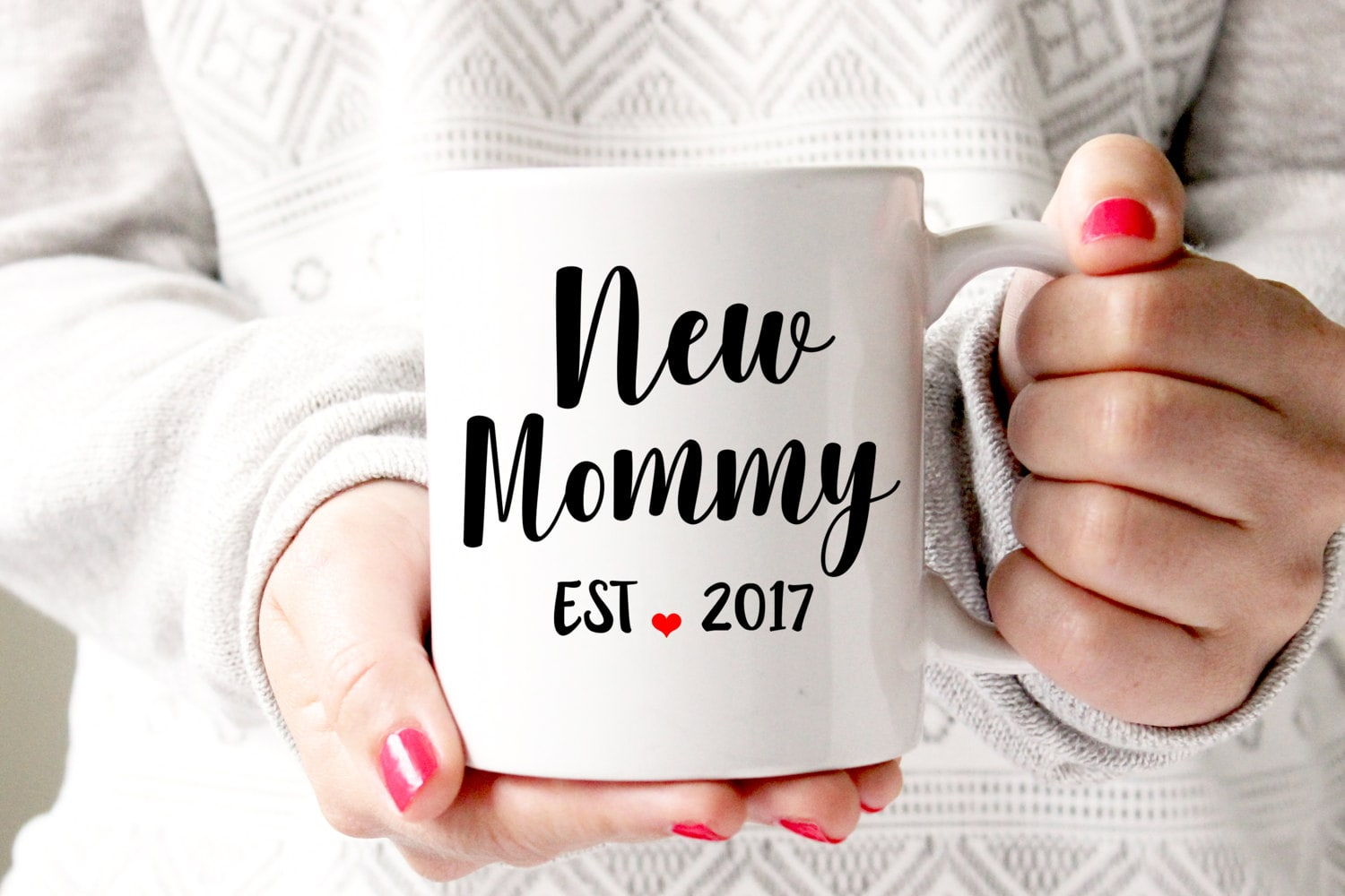 Sentimental New Mom Gifts From Dad Ideas for After Baby's Birth - Elfster Blog