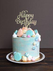 happy birthday cake for anyone
