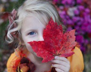 Gratitude for nature