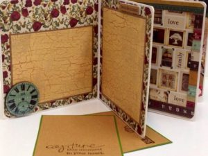 Show how much you care with a scrapbook