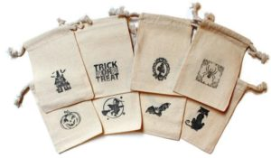 handmade halloween treat bag ideas
