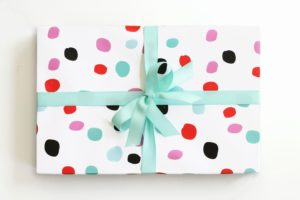 wrap up a party with a gift exchange game