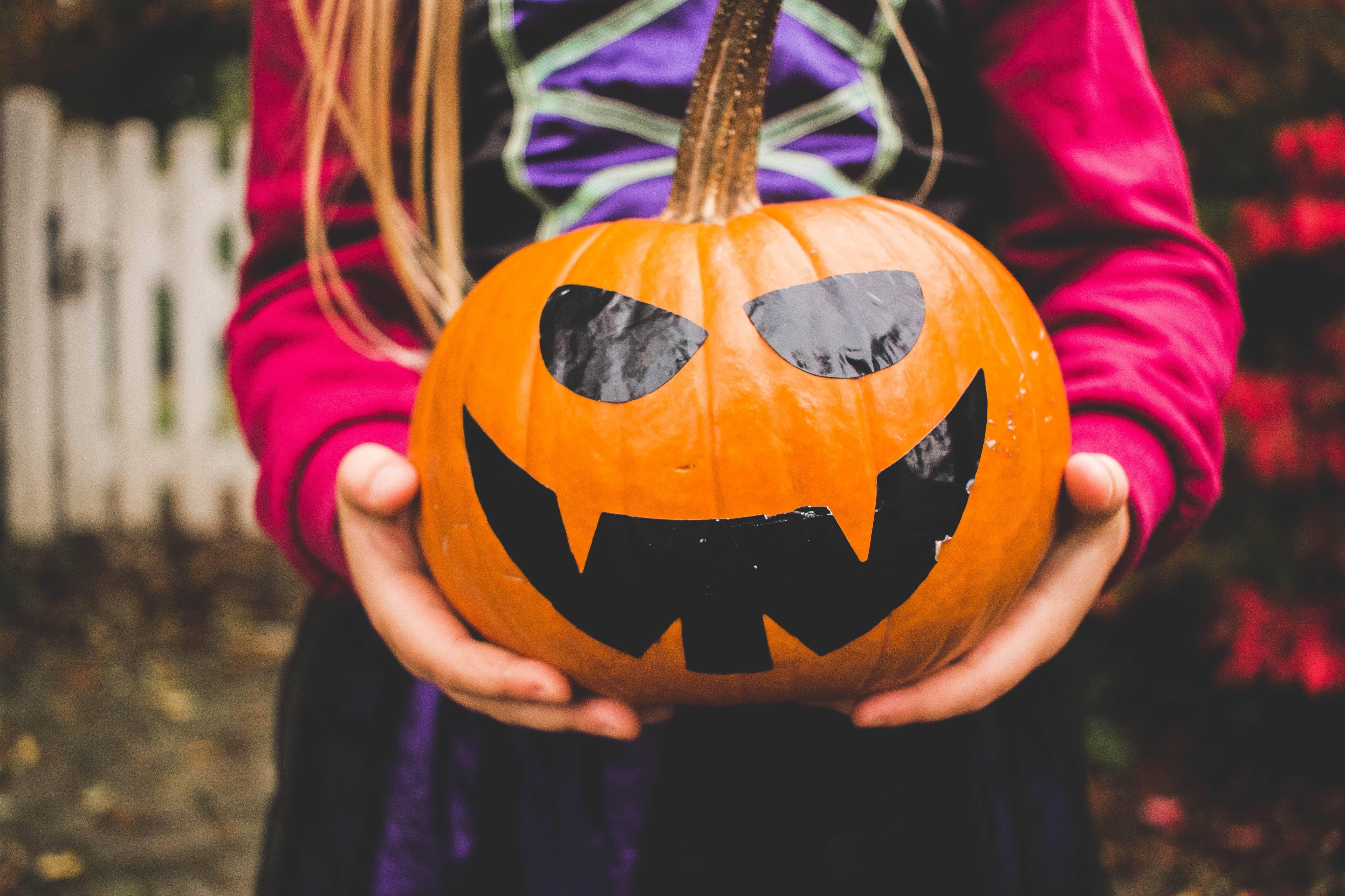 halloween surprises for school aged ghouls image courtesy unsplash user julia raasch