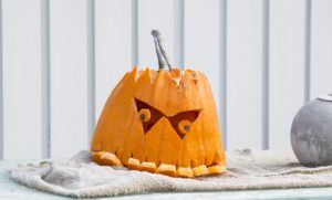 pumpkin carving—adult style