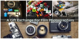 Emulsives hosts a gift exchange for film photographers