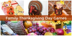 Plan some fun Thanksgiving activities for after dinner