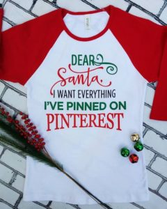 Use Pinterest to collect gift ideas
