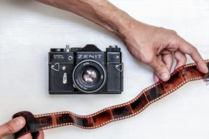 film photography is rising in popularity