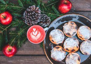 Make some Christmas goodies!