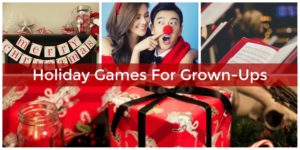 best holiday party games