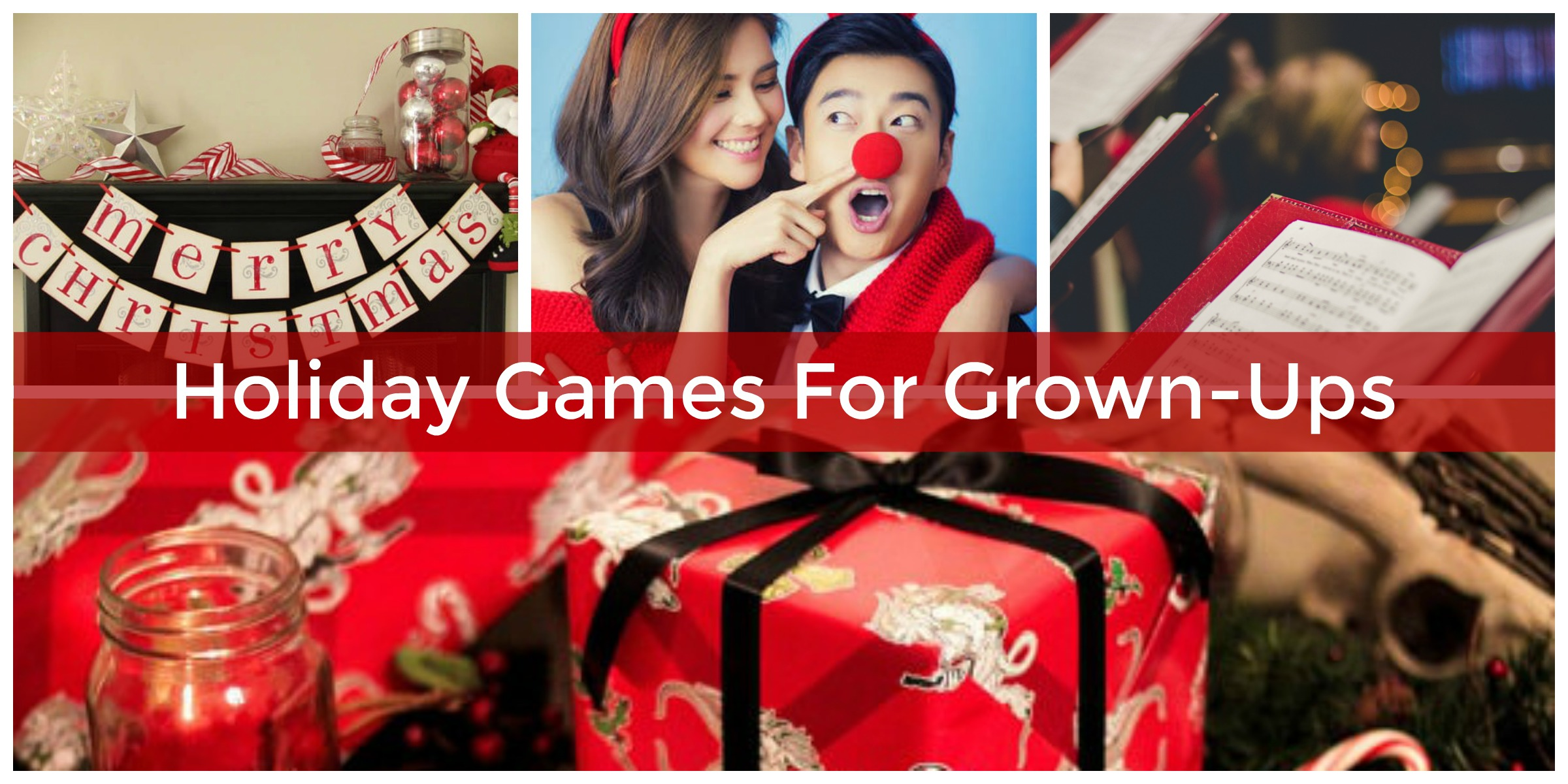 Quirky Christmas Party Games for Adults