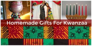 presents for a Kwanzaa celebration