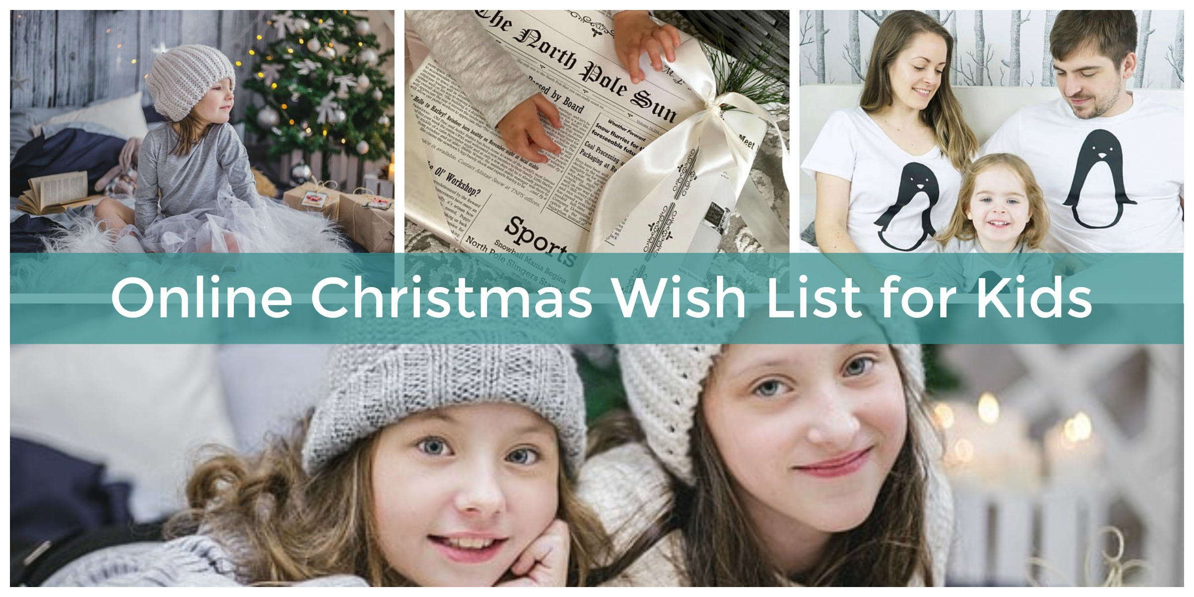 christmas wish list maker shopping for your kids is easy with an online wish list image courtesy pixabay user irinabezmen