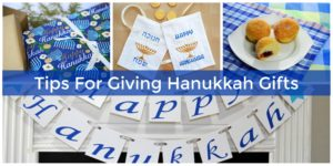 What gift should you bring to a Hanukkah celebration?