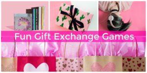 fun gift exchange variations