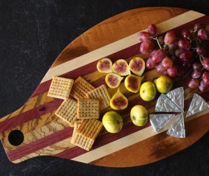 Perfect snacks for a New Year's Eve shindig.